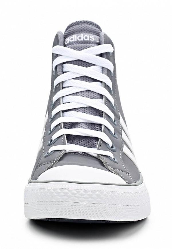 Мужские кеды Adidas Neo (Адидас Нео) F38572: изображение 7