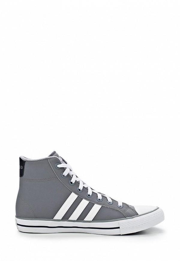 Мужские кеды Adidas Neo (Адидас Нео) F38572: изображение 9