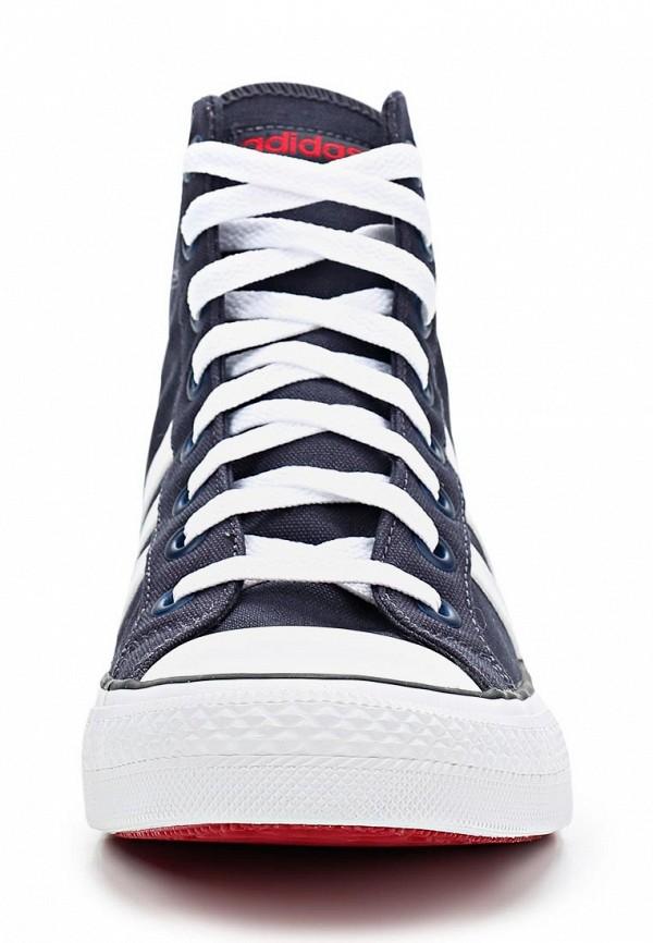 Мужские кеды Adidas Neo (Адидас Нео) F38575: изображение 6
