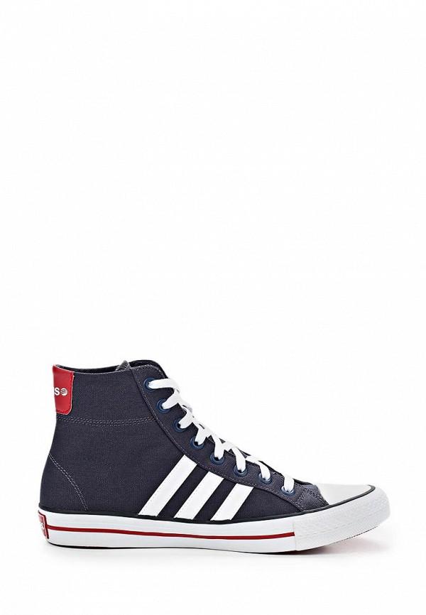 Мужские кеды Adidas Neo (Адидас Нео) F38575: изображение 8
