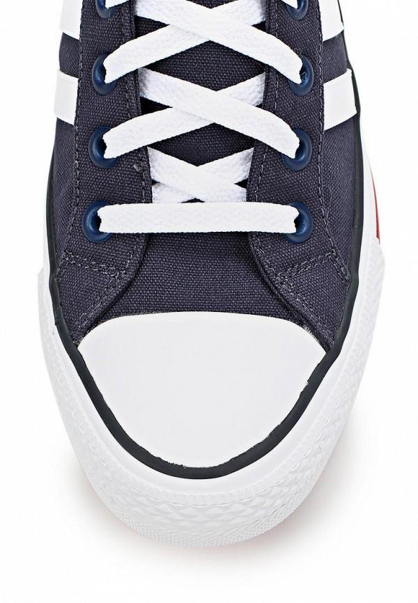 Мужские кеды Adidas Neo (Адидас Нео) F38575: изображение 10