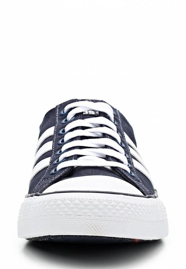 Мужские кеды Adidas Neo (Адидас Нео) F38611: изображение 6