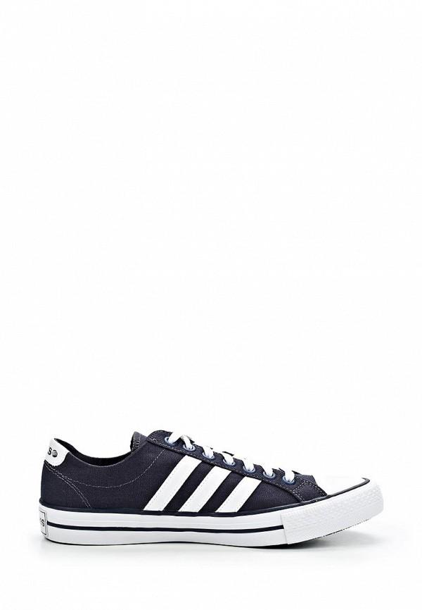 Мужские кеды Adidas Neo (Адидас Нео) F38611: изображение 8