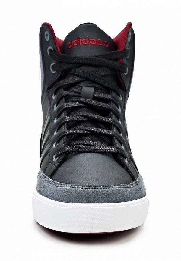 Мужские кеды Adidas Neo (Адидас Нео) F38617: изображение 6
