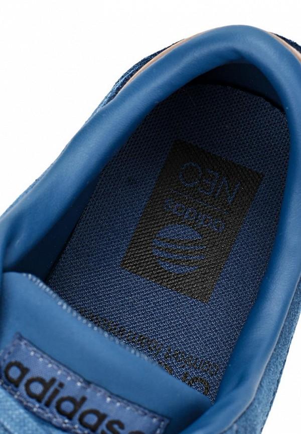 Мужские кеды Adidas Neo (Адидас Нео) F38675: изображение 12