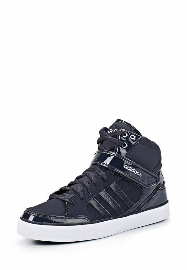 Мужские кеды Adidas Neo (Адидас Нео) F38652: изображение 1