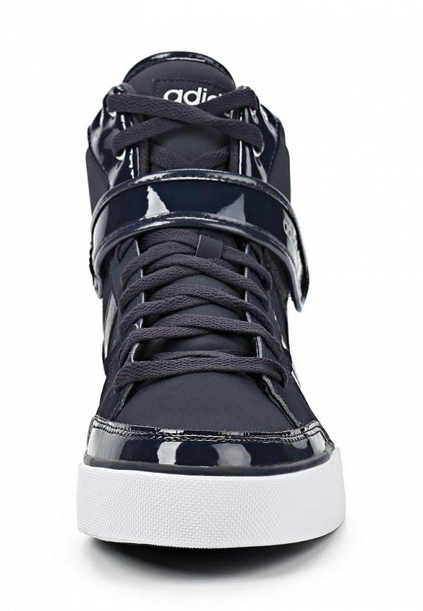 Мужские кеды Adidas Neo (Адидас Нео) F38652: изображение 3