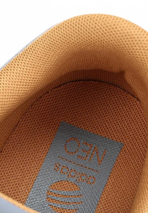 Мужские кеды Adidas Neo (Адидас Нео) F38683: изображение 12