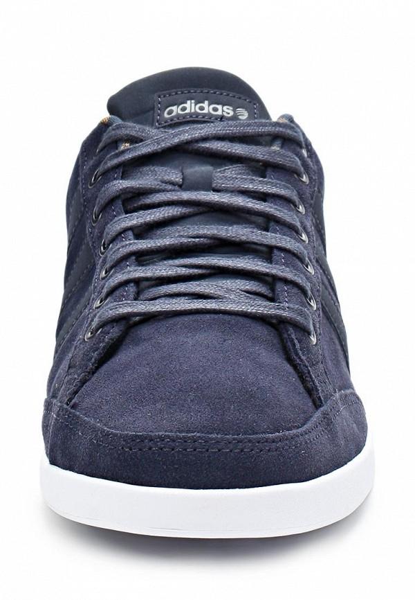 Мужские кеды Adidas Neo (Адидас Нео) F38684: изображение 6