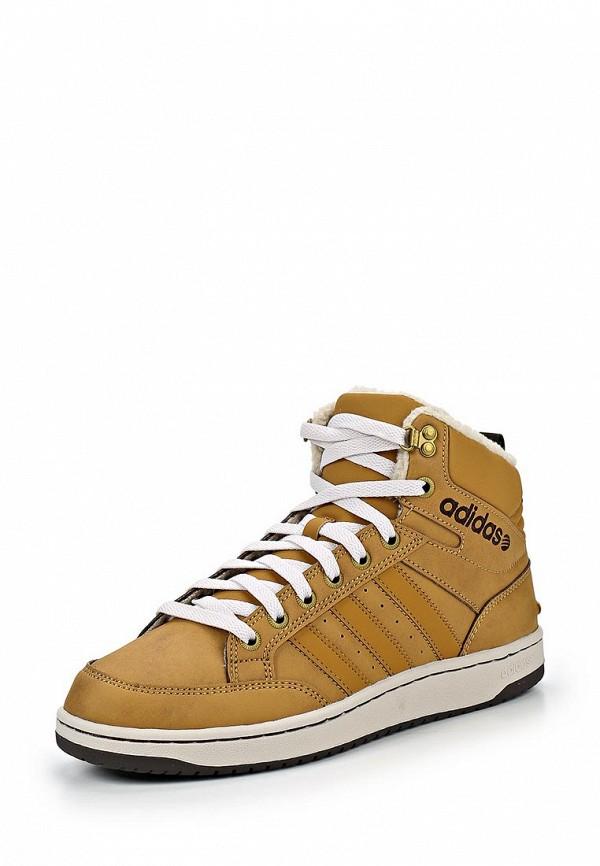 Мужские кеды Adidas Neo (Адидас Нео) F38422: изображение 1