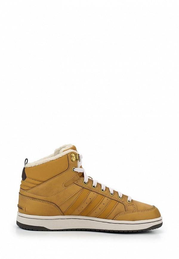 Мужские кеды Adidas Neo (Адидас Нео) F38422: изображение 4