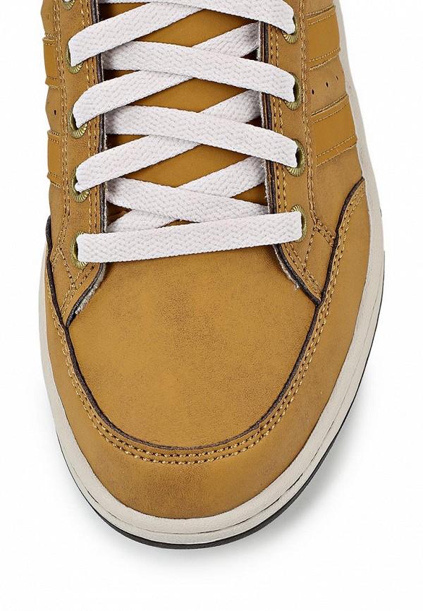 Мужские кеды Adidas Neo (Адидас Нео) F38422: изображение 5
