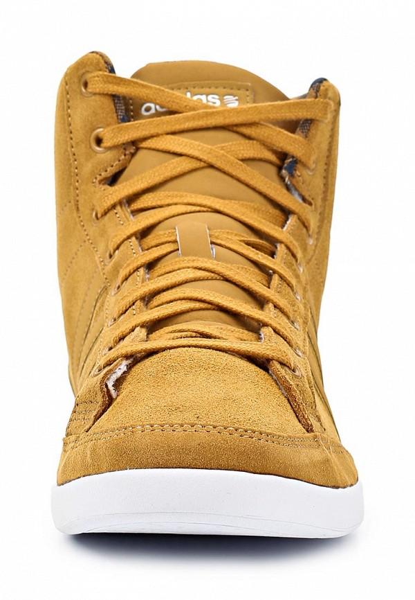 Мужские кеды Adidas Neo (Адидас Нео) F38678: изображение 6