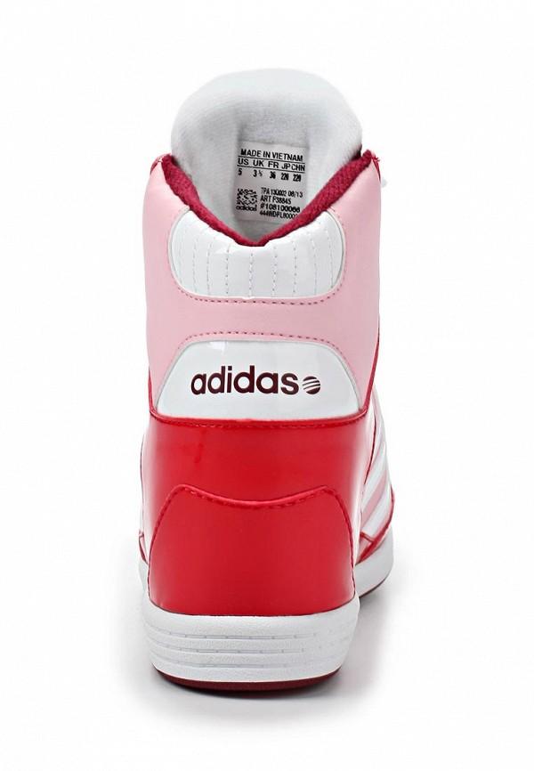 Женские кеды Adidas Neo (Адидас Нео) F38845: изображение 2
