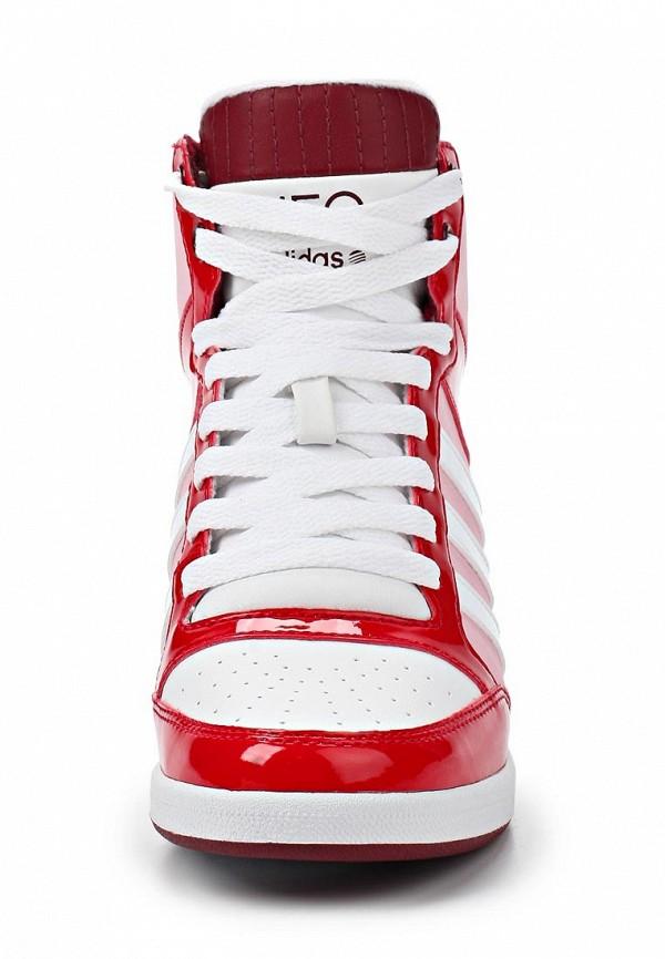Женские кеды Adidas Neo (Адидас Нео) F38845: изображение 4