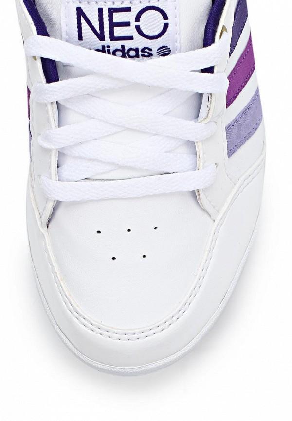 Женские кеды Adidas Neo (Адидас Нео) Q26260: изображение 6