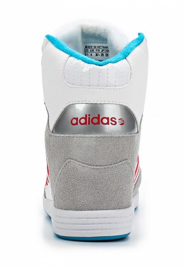Женские кеды Adidas Neo (Адидас Нео) Q26471: изображение 2