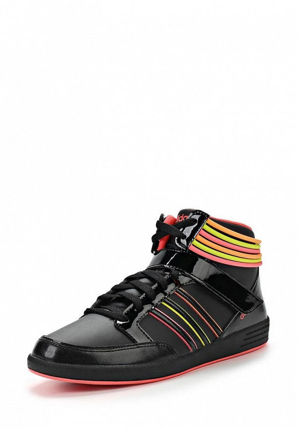 Женские кеды Adidas Neo (Адидас Нео) F38019: изображение 1