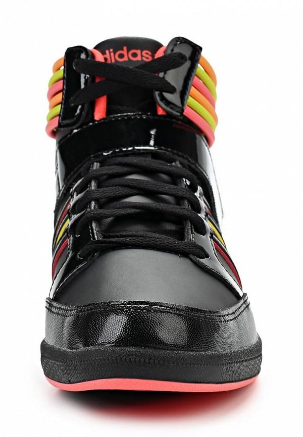 Женские кеды Adidas Neo (Адидас Нео) F38019: изображение 4