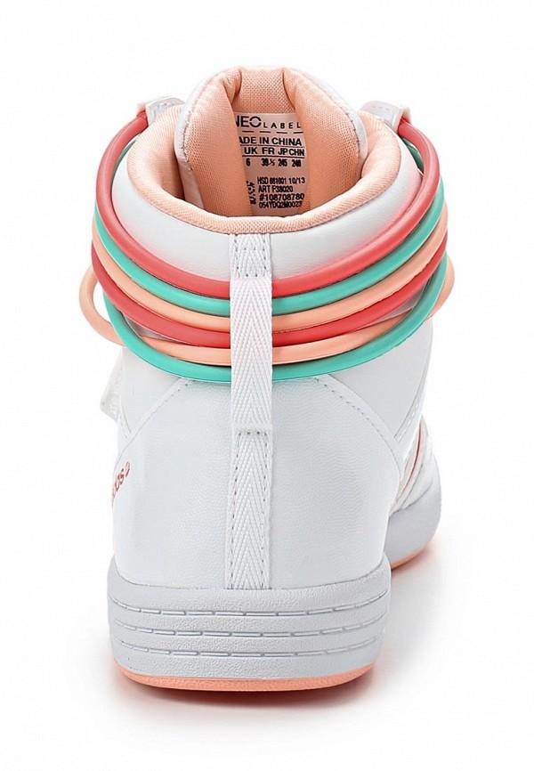 Женские кроссовки Adidas Neo (Адидас Нео) F38020: изображение 2
