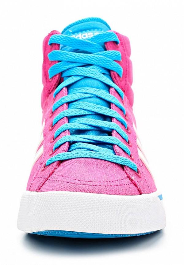 Женские кеды Adidas Neo (Адидас Нео) F38688: изображение 7