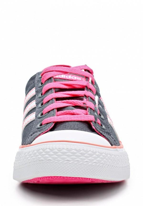 Женские кеды Adidas Neo (Адидас Нео) F38391: изображение 7
