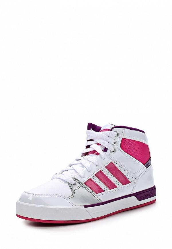 Женские кеды Adidas Neo (Адидас Нео) F38627: изображение 1