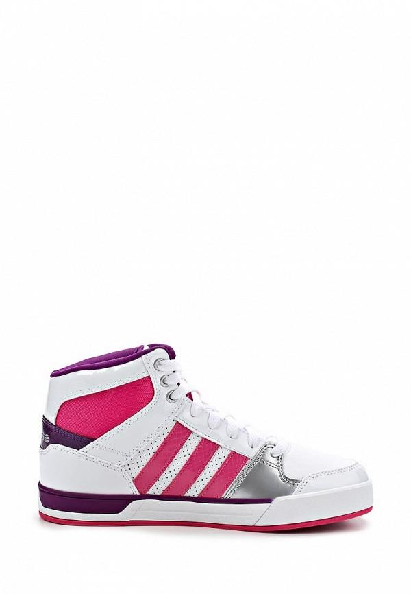 Женские кеды Adidas Neo (Адидас Нео) F38627: изображение 4