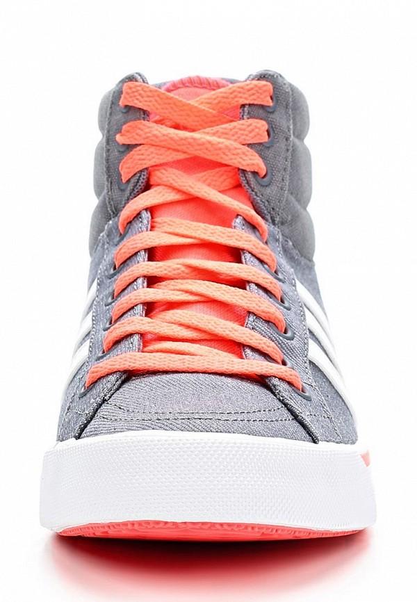 Женские кеды Adidas Neo (Адидас Нео) F38689: изображение 7