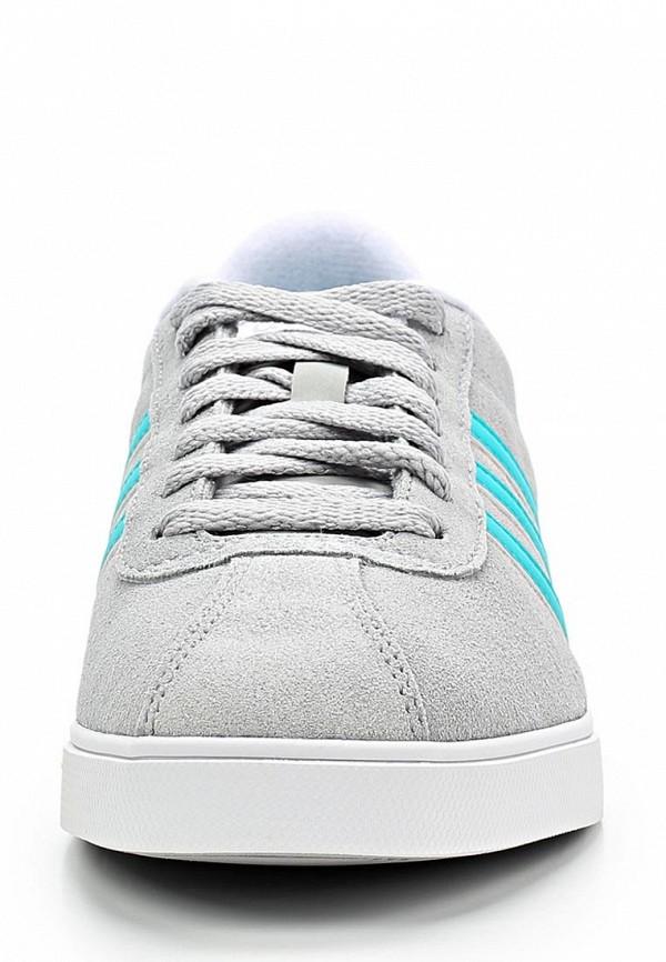 Женские кеды Adidas Neo (Адидас Нео) F38701: изображение 6