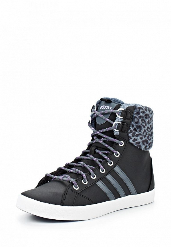 Женские кеды Adidas Neo (Адидас Нео) F76169: изображение 2