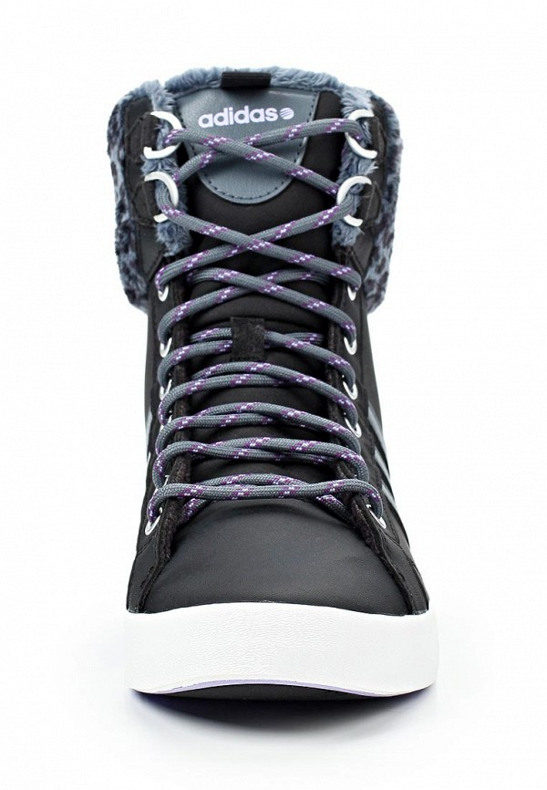 Женские кеды Adidas Neo (Адидас Нео) F76169: изображение 7