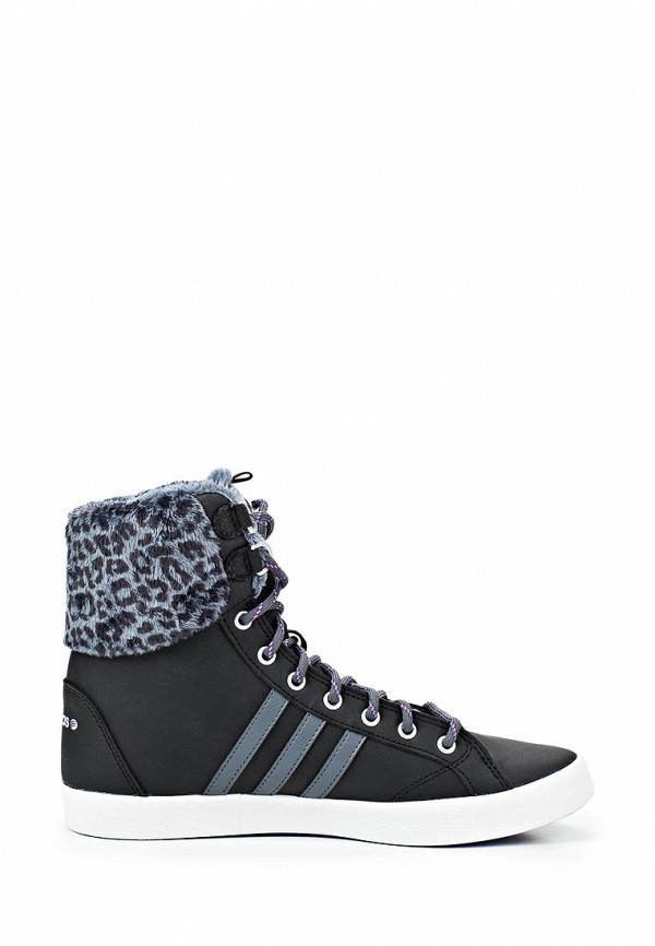 Женские кеды Adidas Neo (Адидас Нео) F76169: изображение 9
