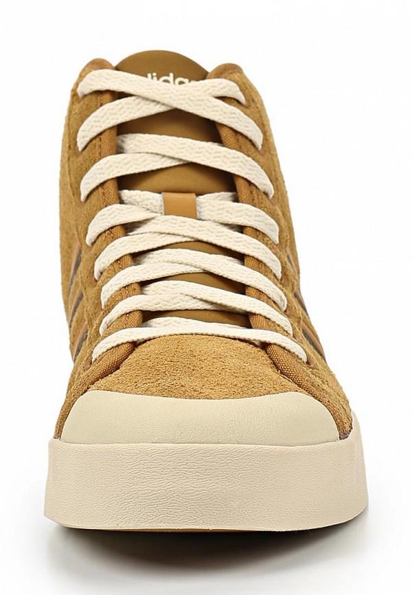 Женские кеды Adidas Neo (Адидас Нео) F76163: изображение 7