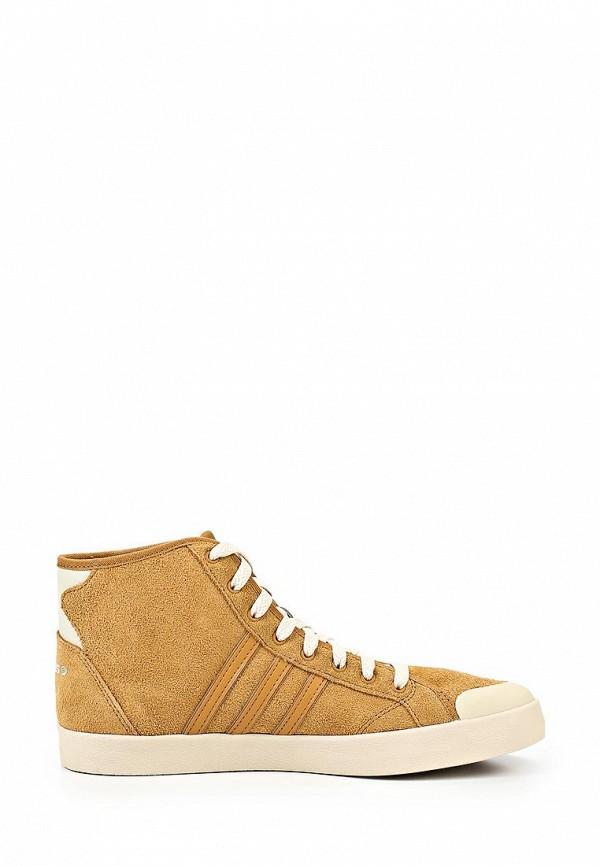 Женские кеды Adidas Neo (Адидас Нео) F76163: изображение 9