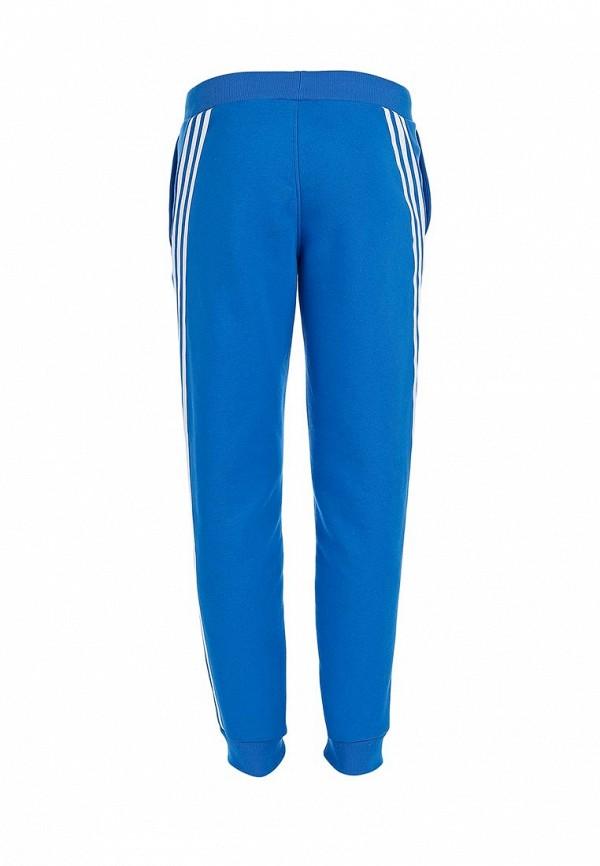 Мужские спортивные брюки Adidas Neo (Адидас Нео) F81093: изображение 2