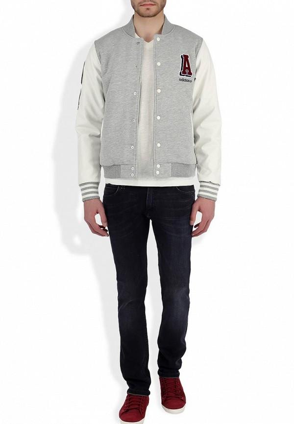 Утепленная куртка Adidas Neo (Адидас Нео) F81201: изображение 4