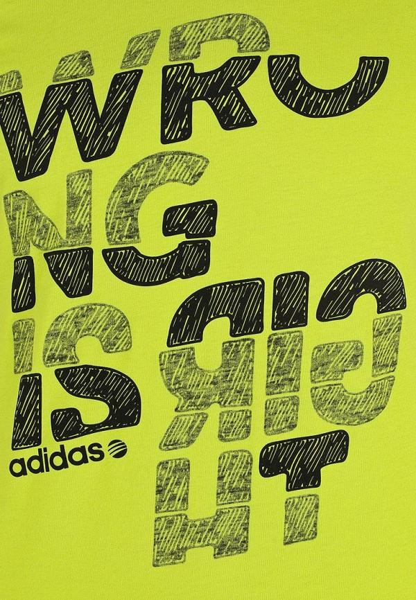 Футболка Adidas Neo (Адидас Нео) F81361: изображение 2