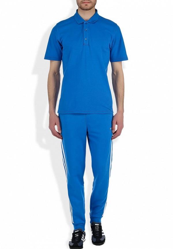 Мужские поло Adidas Neo (Адидас Нео) M60695: изображение 8
