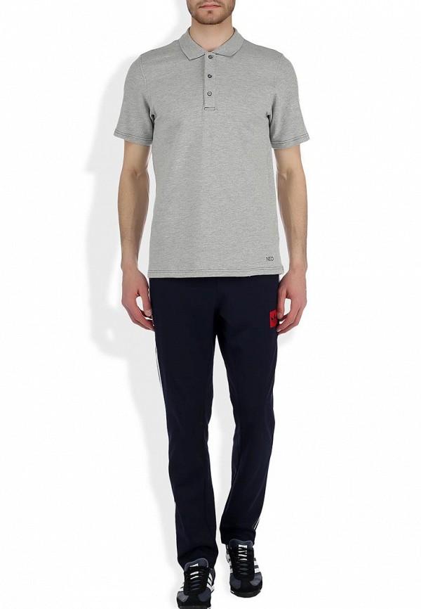 Мужские поло Adidas Neo (Адидас Нео) M61093: изображение 8