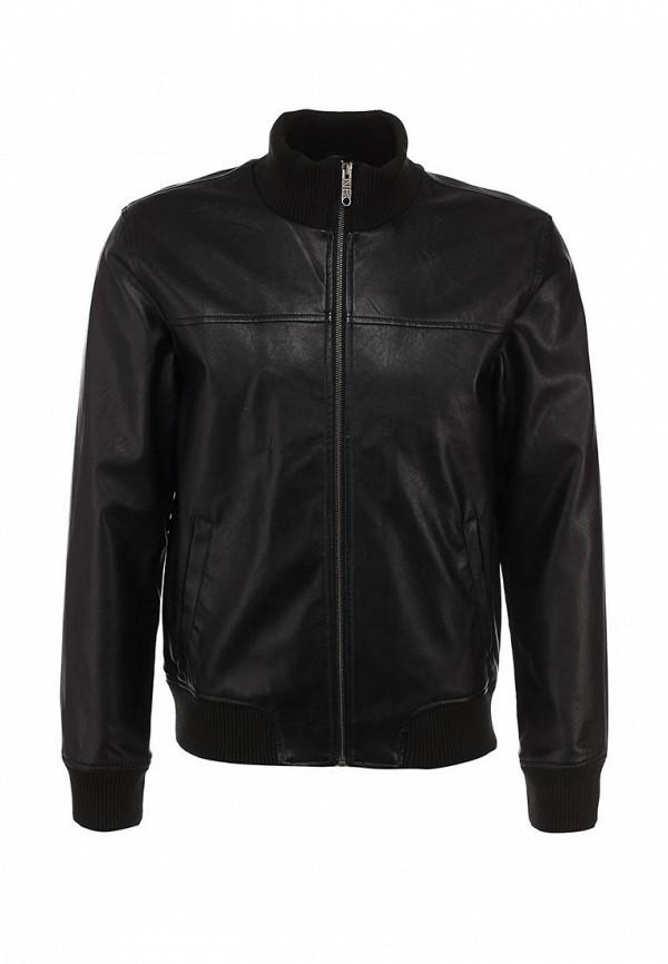 Кожаная куртка Adidas Neo (Адидас Нео) Z73345: изображение 2