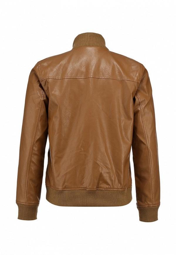 Кожаная куртка Adidas Neo (Адидас Нео) Z73346: изображение 4