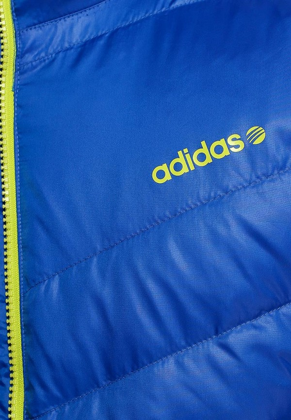 Пуховик Adidas Neo (Адидас Нео) G82486: изображение 5