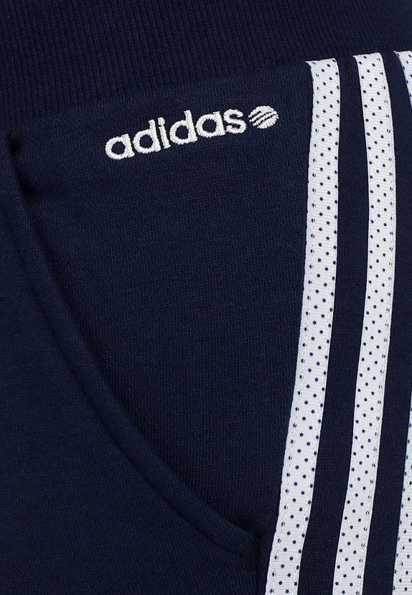 Женские спортивные брюки Adidas Neo (Адидас Нео) F78861: изображение 3