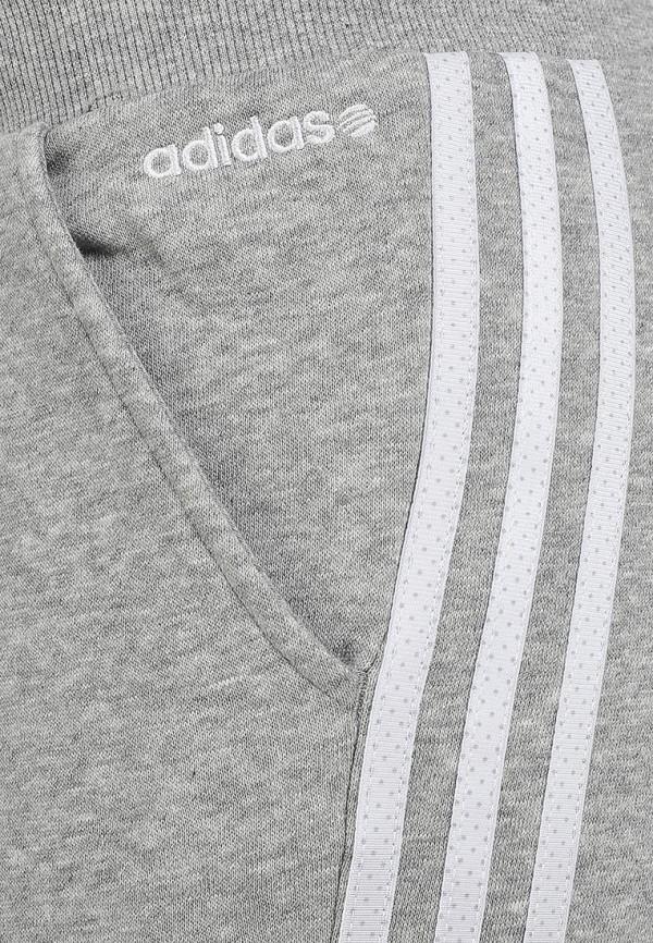 Женские спортивные брюки Adidas Neo (Адидас Нео) F81380: изображение 3