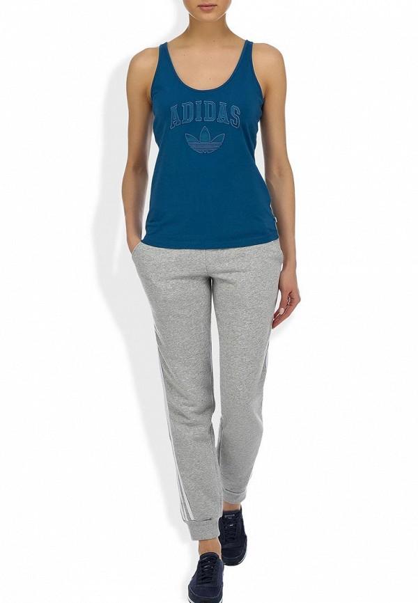Женские спортивные брюки Adidas Neo (Адидас Нео) F81380: изображение 4