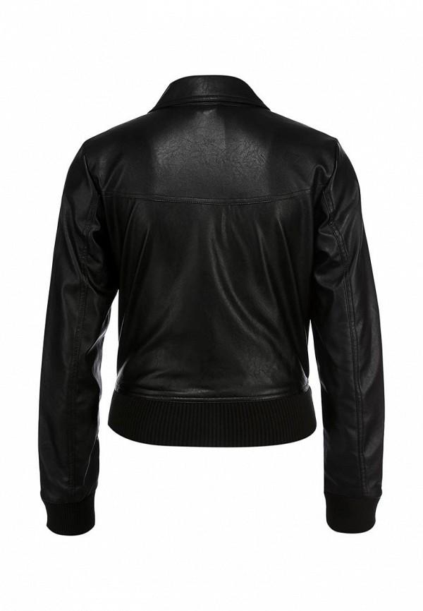 Кожаная куртка Adidas Neo (Адидас Нео) Z73342: изображение 2