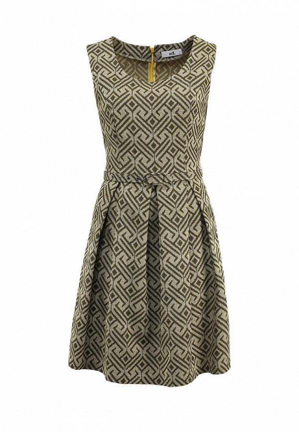 Платье-миди AdL - Adilisik (АДЛ-Адилисик) 12421602001: изображение 1