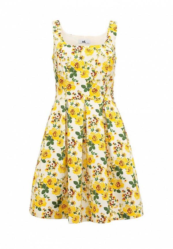 Платье-мини AdL - Adilisik (АДЛ-Адилисик) 12423302000: изображение 1