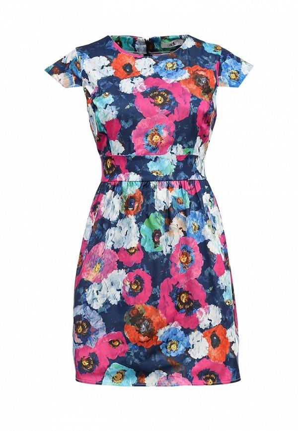 Платье-мини AdL - Adilisik (АДЛ-Адилисик) 124W6584000: изображение 1